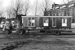 daf caravan trailer 1965